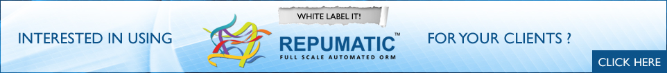 Interested in using Repumatic for your Clients ?