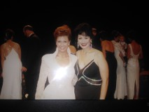 Mrs North Carolina International Kimberly Taylor of Fayetteville, NC and Mrs. Tennessee Beverly Poe