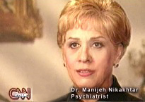 Dr. Manijeh Nikakhtar on CNN