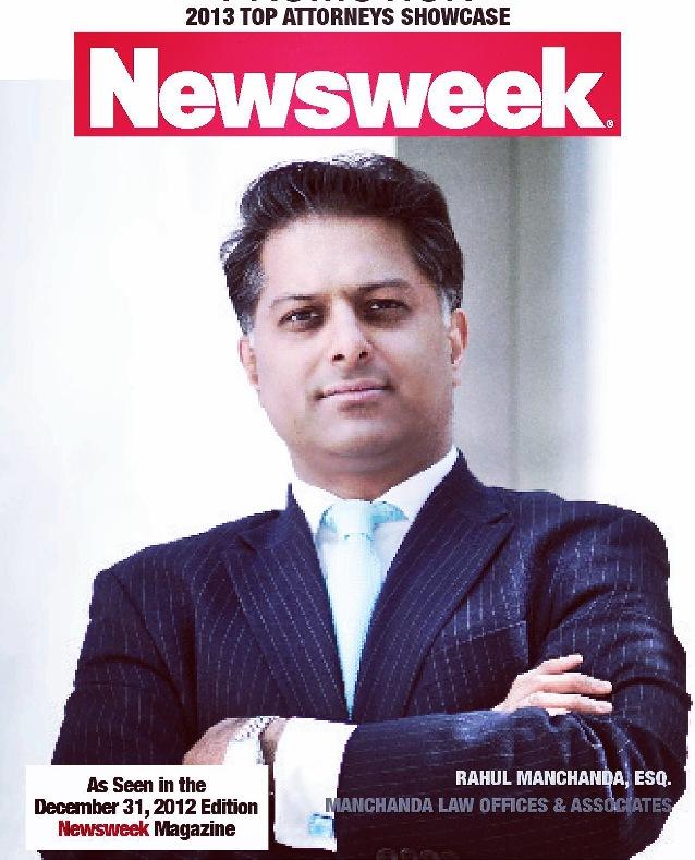 Rahul D. Manchanda