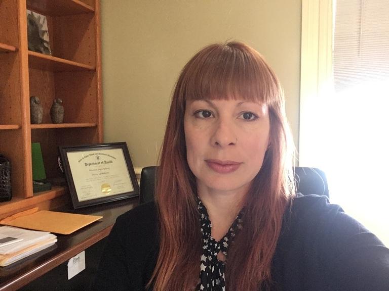 Dr. Monissa Solberg
